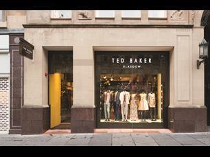 Ted Baker, Buchanan Street, exterior